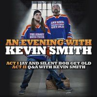AN EVENING WITH KEVIN SMITH - Mon 21 September, 2015