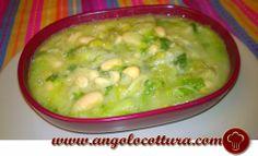 : Zuppa di Fagioli e Scarole -Campania