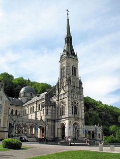 The Basilica of Saint Joan of Arc of Domremy-la-Pucelle is the French national monument to Joan of Arc.