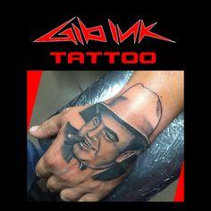 Al Capone tattoo