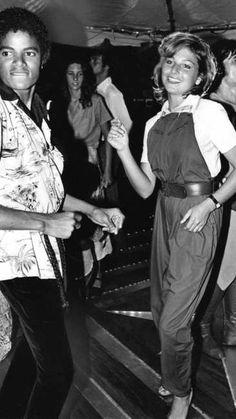 Michael Jackson & Tatum O'Neal