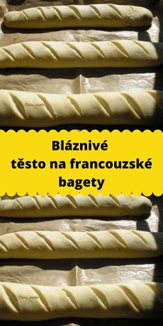 Bread Recipes, Baking Recipes, Bread And Company, Czech Recipes, Bread And Pastries, Pastry Cake, How Sweet Eats, Graham Crackers, Hot Dog Buns