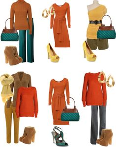 """true autumn looks"" by sabira-amira on Polyvore"