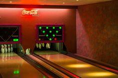 Aktiv & Vital Hotel Thüringen, Bowlingbahn