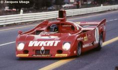 Alfa Romeo Tipo 33/TT/12