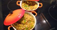 www. Mini Cocotte Recipe, Homemade Recipe Books, Dutch Oven Recipes, Easy Cooking, Food Videos, Food Porn, Food And Drink, Yummy Food, Healthy Recipes