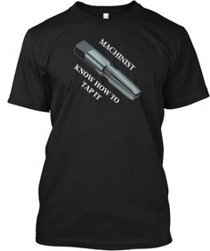 Machinist Tap It!