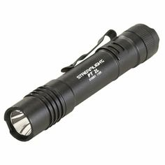 Streamlight 88031 Protac Tactical Flashlight 2L with White LED Includes 2 CR123A Lithium Batteries and Holster, Black - Amazon.com $40