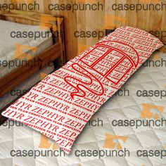 An4-zephyr Competition Team Z Boys Body Pillow Case