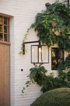 Home Improvement; Outdoor Lighting Ideas The decision to purchase your very own home, is one of the largest investments you will ever make. Interior Exterior, Exterior Paint, Exterior Design, Plans Architecture, Architecture Details, Renovation Facade, Outdoor Spaces, Outdoor Living, House Goals