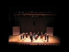 Fuchs Serenade No 3, 1st movement - YouTube