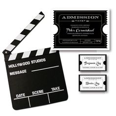 Maybe a movie birthday?  Like lawn-style big screen?? Box to do plays in  Mini red carpet