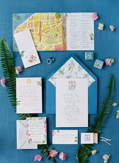 Andrea Mosquera Swain and Brian Laks's Wedding in Cartagena Wedding Invitation Inspiration, Wedding Inspiration, Design Inspiration, Wedding Stationary, Wedding Invitations, Invites, Invitations Online, Wedding Programs, Wedding Venues