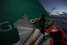 Leg 6 - Day 7 / Groupama in the Volvo Ocean Race / Credit : Yann Riou
