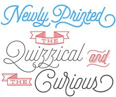 MyFonts Most Popular Fonts of 2014 (Selfie shown)