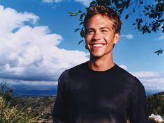Paul Walker...beautiful smile!