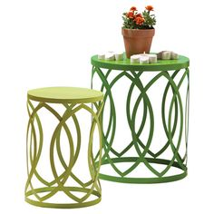 Tangier Nesting Tables.
