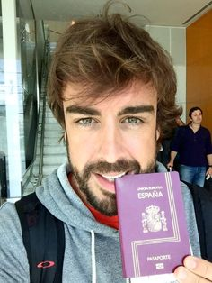 Fernando Alonso , podría casarme ahora mismo !!!!!!!!!!