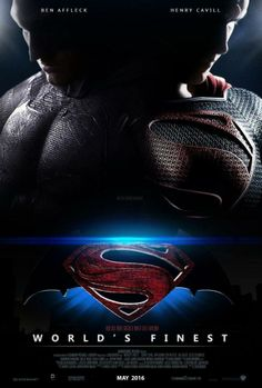 Awesome poster manip using the latest pic of Batffleck.