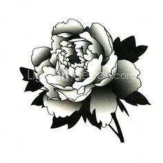 5 Pcs Flower Waterproof Temporary Tattoo(6m*6cm) - USD $ 2.24