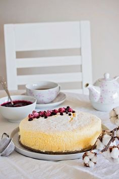 Baking Recipes, Cake Recipes, Dessert Recipes, Desserts, Torte Recepti, Torte Cake, Bread Baking, Cheesecakes, Vanilla Cake