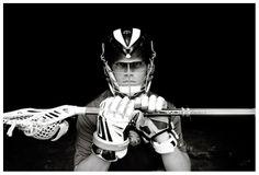 Senior guy lacrosse pose www.farkaphotography.com