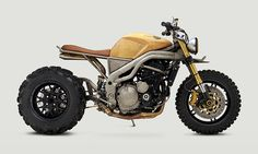 Classified Moto's Custom 2007 Triumph Speed Triple Is a Beautiful Badass
