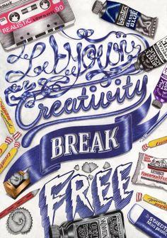 Helena Hauss, Creativity