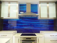Printed Glass Gallery - Glass Splashbacks Gold Coast | In Glass Design