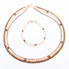 Gold Necklace, Bracelets, Jewelry, Pearl, Bangles, Jewellery Making, Jewels, Jewlery, Gold Necklaces