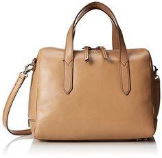 590cd220c2 Fossil Sydney Satchel Top Handle Bag