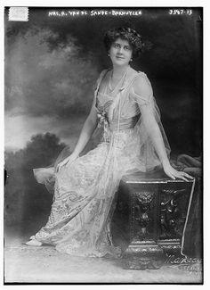 Mrs. A. Van De Sande -- Bakhuyzen (LOC) by The Library of Congress, via Flickr