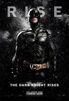 ¡3 nuevos banners de The Dark Knight Rises!