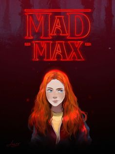 Stranger things mad max actor sadie sink is from brenham, tx Stranger Things Max, Stranger Things Have Happened, Stranger Things Aesthetic, Stranger Things Netflix, Aesthetic People, Stranger Danger, Mad Max, Sadie Sink, Anime Angel