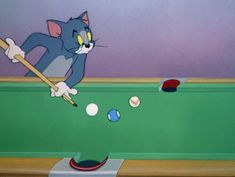 Tom and Jerry Pool