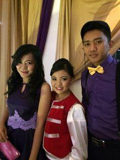 fairytale wedding sandria & hendra..