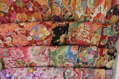 Nippori Fabric Town Tokyo - See link to map & guide at the foot of the page