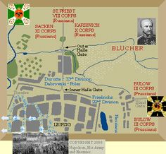 Bataille de Leipzig 1813: Bataille des nations: Napoléon: Schlacht: Bataille
