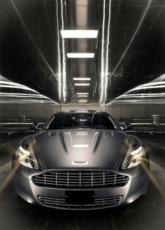 Sexy Aston Martin! Click on the pic and you can win the ultimate #AstonMartin driving experience!