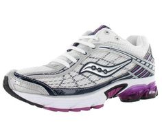 Get ready to hit the road. Saucony's Grid Raider running shoe is both comfortable and functional. The Grid Control System midsole provides the best of both worlds, cushioning and control. The mesh upper is lightweight and breathable and the XT-600 rubber sole is durable and great for traction. http://www.amazon.com/dp/B0041N3IJC/?tag=icypnt-20