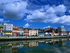 Cork is where My Dad's Family Originated
