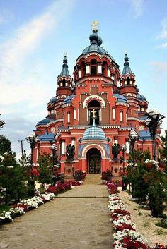 Казанский собор, г. Иркутск