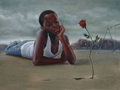 Still I Rise WAK - Kevin A. Williams LE616  Signed ed. 1500 Paper: 24 x 30 Image: 22 x 28   Retail $125.00