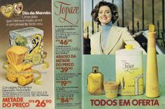 Antigo Catálogo Avon - Campanha 07/1077