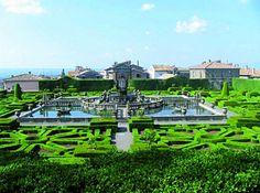 VILLA LANTE Bagnaia VT  #TuscanyAgriturismoGiratola