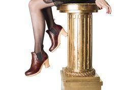 Victorian Chelsea Boot - Swedish Hasbeens