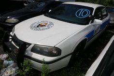 2001 Chevrolet Impala, serial/VIN # 2G1WF55K119336868, mileage/hours 120180. No brakes.