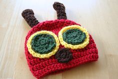Caterpillar Hat, crochet photo prop, hungry caterpillar, crochet animal hat, crochet boy hat, crochet toddler hat on Etsy, $24.00
