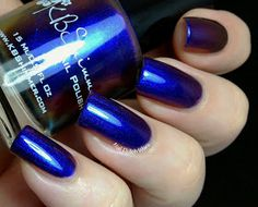 KBShimmer Winter 2013 ● Pigment Of My Imagination.. Love this one!