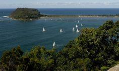 Day 219;365  West Head Lookout  _Sydney #australia #landscape